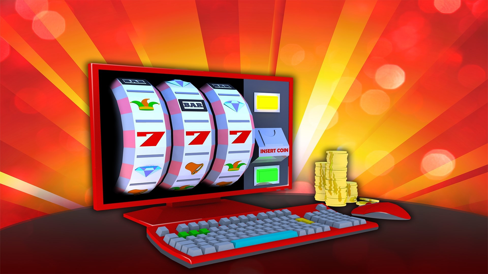 Top 10 slots to make 2021 a brighter and more colorful year